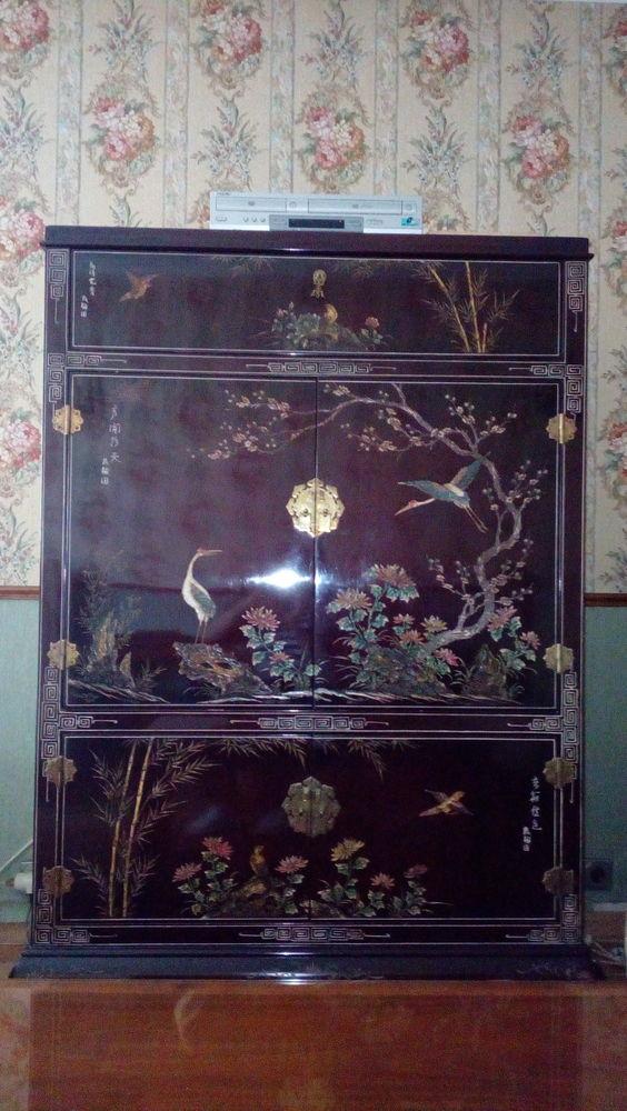 achetez meuble tele en laque occasion annonce vente le havre 76 wb156559907. Black Bedroom Furniture Sets. Home Design Ideas