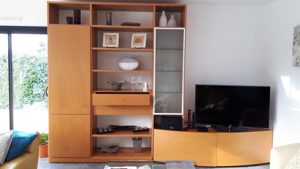 Meuble télé et living tel.0786091273 ou 0669495698 350 La Forêt-Fouesnant (29)
