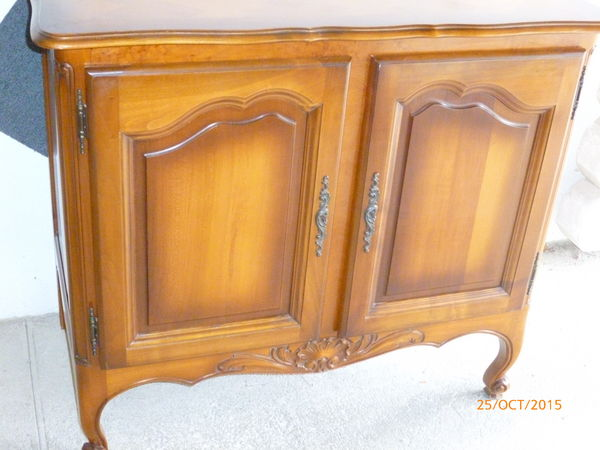 meuble tele en merisier 35 Cassis (13)