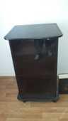 Meuble Télé noir, vitré 20 Gujan-Mestras (33)