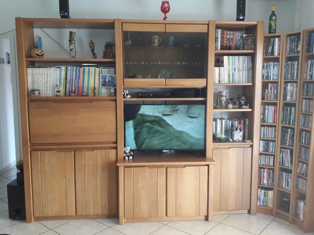 Meuble télé en orme MASSIF 0 Eysines (33)