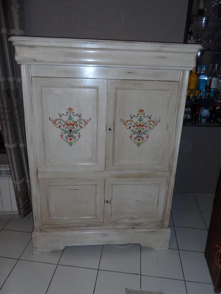 Achetez meuble tele peinture occasion annonce vente for Meuble tele pas cher occasion