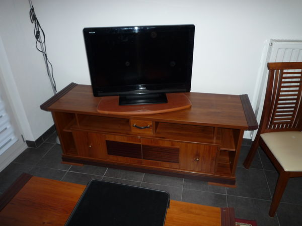 Achetez meuble tele h meuble occasion annonce vente for Meuble hifi mural wall 6040 wb