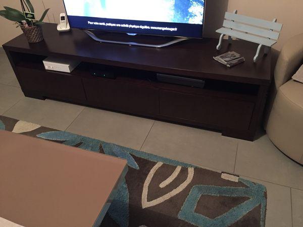 Achetez meuble bas occasion annonce vente m rignac 33 for Meuble calligaris