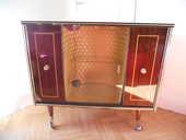 Meuble télévision laqué 1960 Design Neuf 40 Tarare (69)