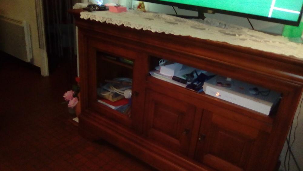 Achetez meuble de television occasion annonce vente labenne 40 wb155759834 - Meuble tele merisier ...