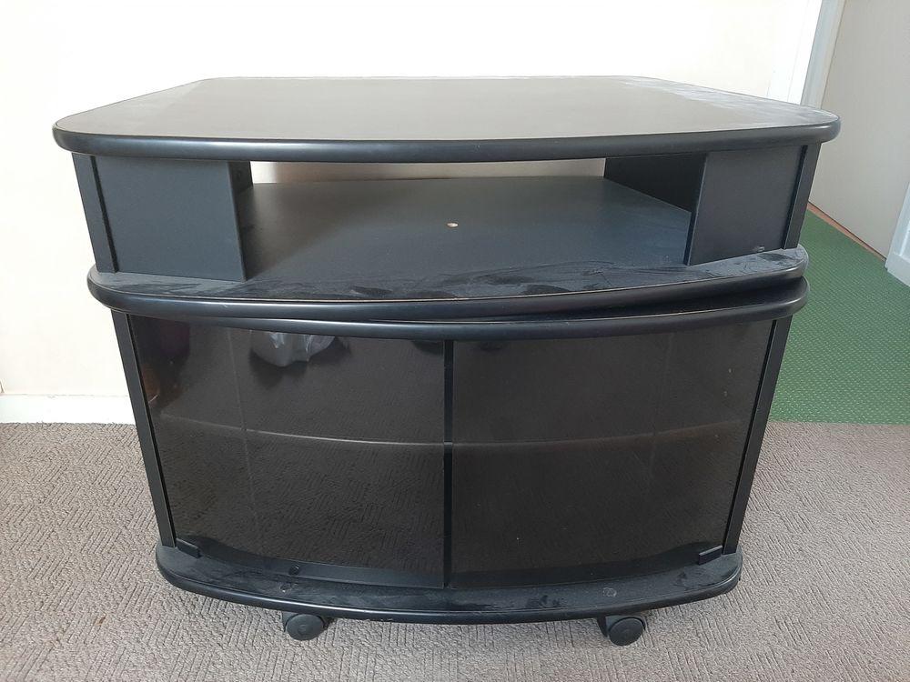 Meuble télévision noir 20 Pontault-Combault (77)