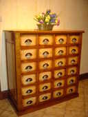 meuble à tiroir en Merisier 690 Bressuire (79)