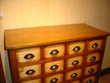 meuble à tiroir en Merisier Meubles
