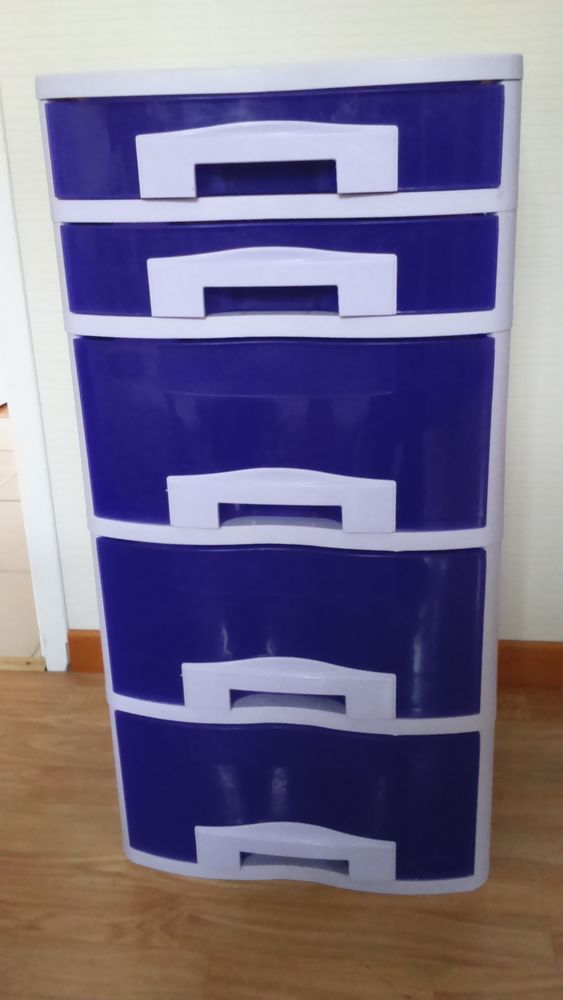 Achetez meuble tiroir occasion annonce vente thyez 74 for Meuble tiroir plastique