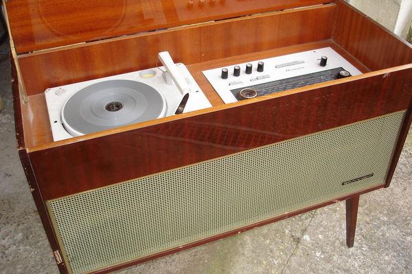 Achetez meuble tourne disque occasion annonce vente for Meuble pour tourne disque