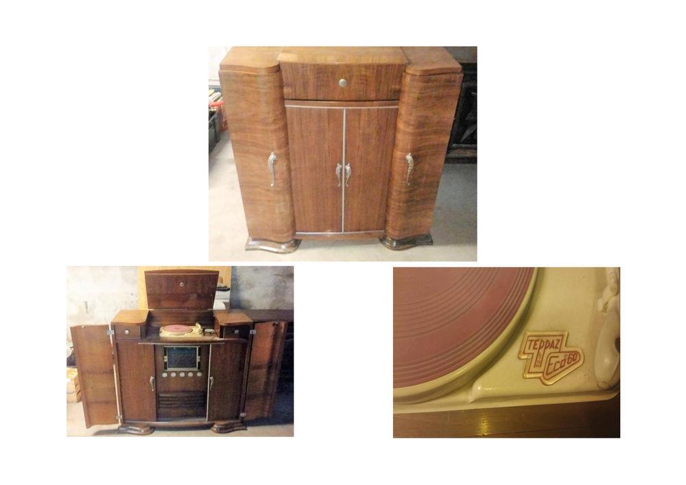 Achetez meuble tourne disque occasion annonce vente aurillac 15 wb155518137 - Meuble tourne disque ...