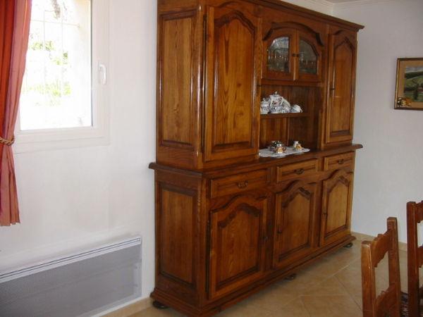 meuble vaisselier séjour et meuble bar tv 400 St Aygulf (83)