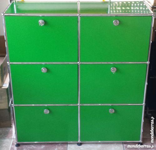 Achetez meuble vert usm occasion annonce vente chenoise for Meuble usm occasion
