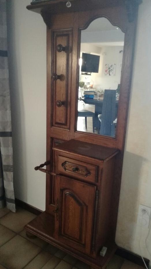 meuble vestiaire entrée 30 Guémené-Penfao (44)