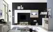 Meuble TV vitrine BRICE2