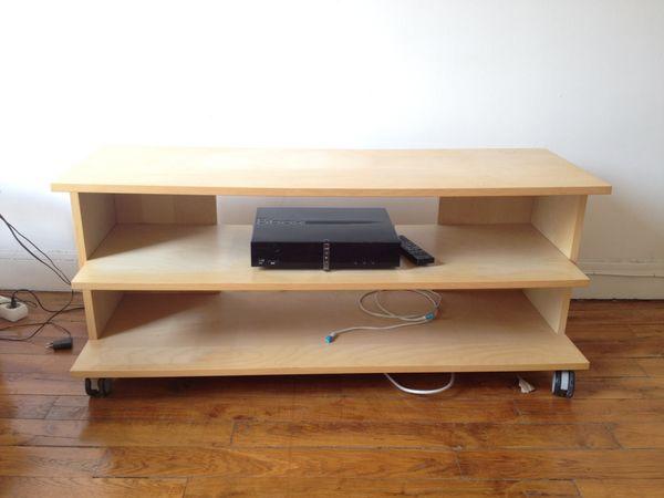 Achetez meuble tv bon tat occasion annonce vente paris for Meuble d occasion paris