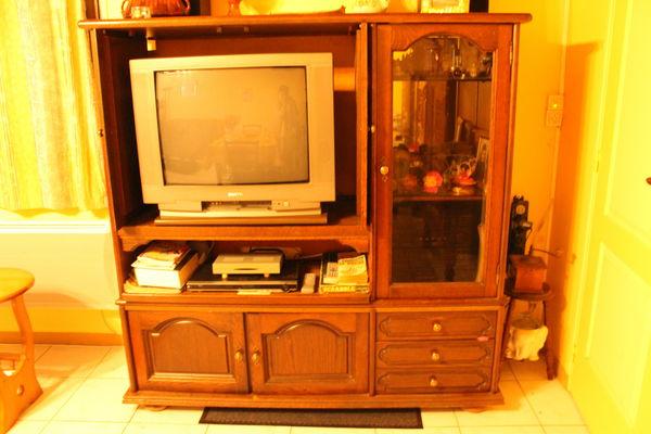 Achetez meuble tv bonjour occasion, annonce vente à VertSaintDenis (77) WB1 -> Meuble Tv Qui Se Ferme A Clef