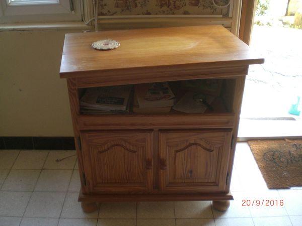 Achetez meuble tv meuble tv occasion, annonce vente à Grandrû (60) WB154225933 -> Meuble Tv DOccasion A Vendre
