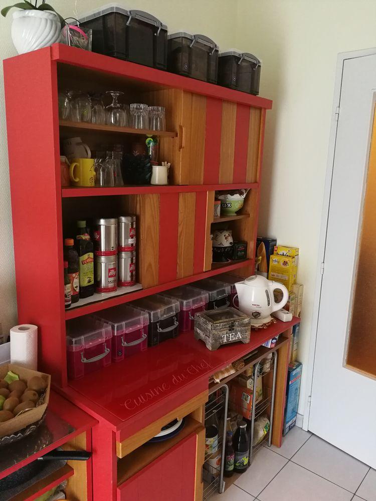 Meubles bureau détournés en meubles cuisine 25 Lyon 3 (69)