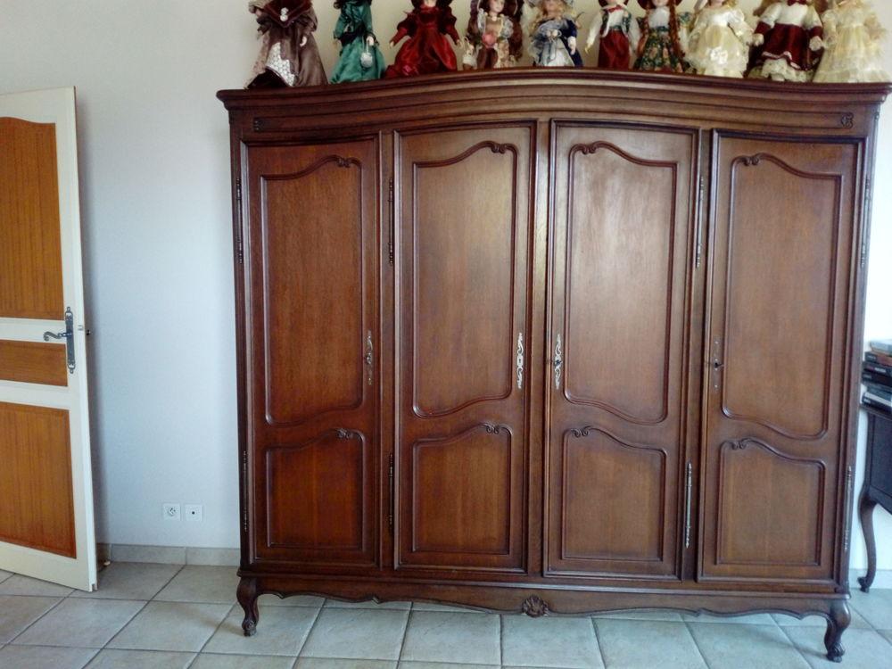 Meubles chambre style Louis XV 400 Serralongue (66)
