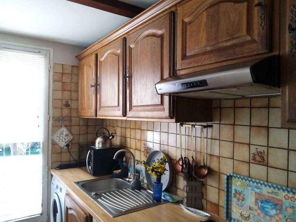 Meubles de cuisine en bois 300 Aramon (30)