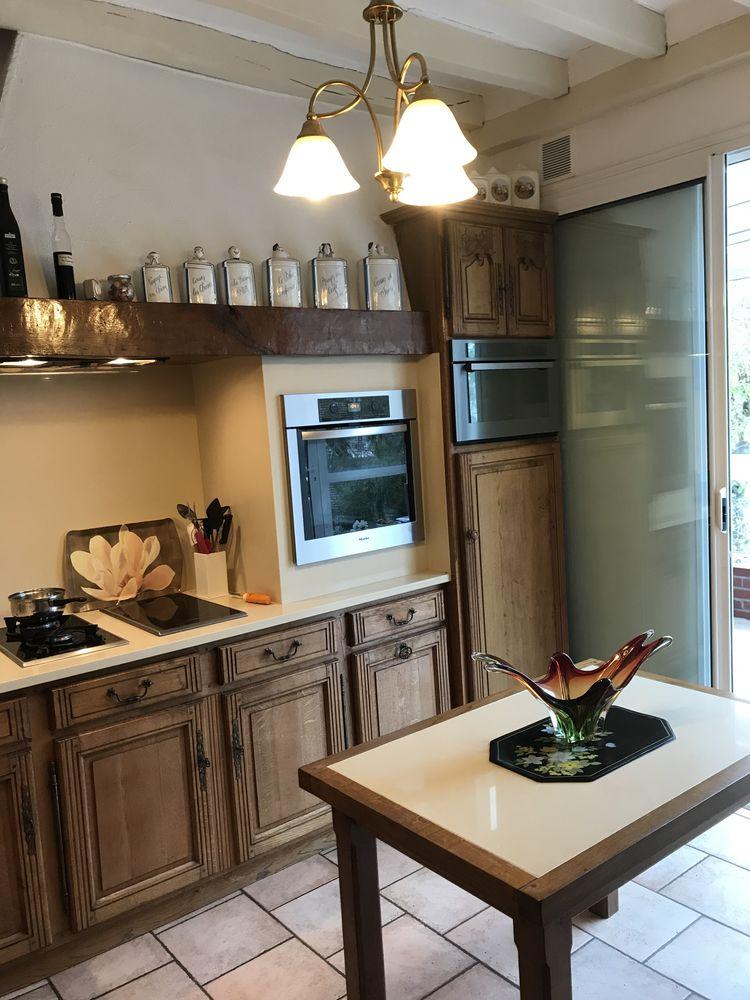meubles de cuisine  en chêne  2000 Mont-Saint-Aignan (76)