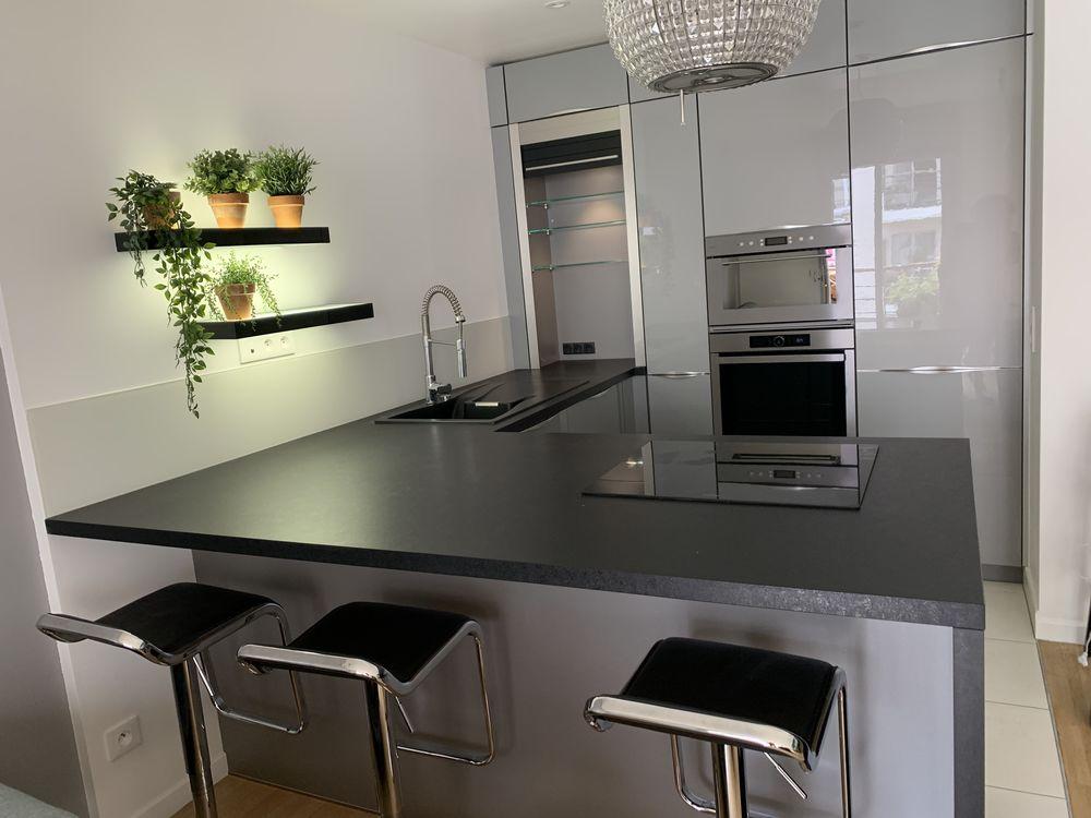 Meubles de cuisine haut de gamme (sans électroménager) 3000 Montrouge (92)