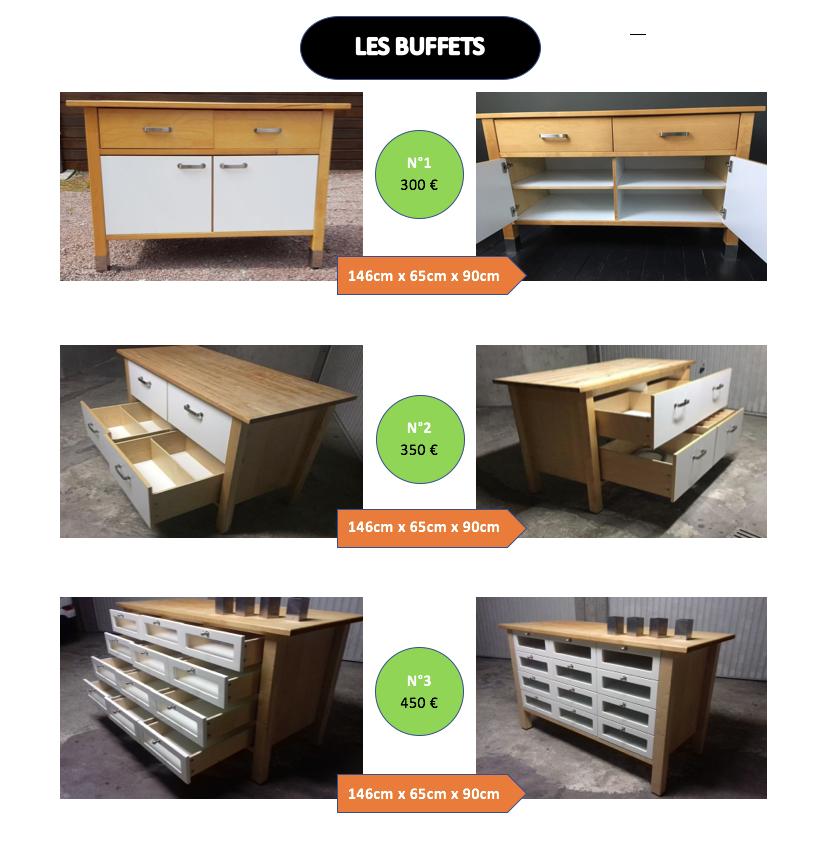 Meubles de cuisine IKEA VARDE Meubles
