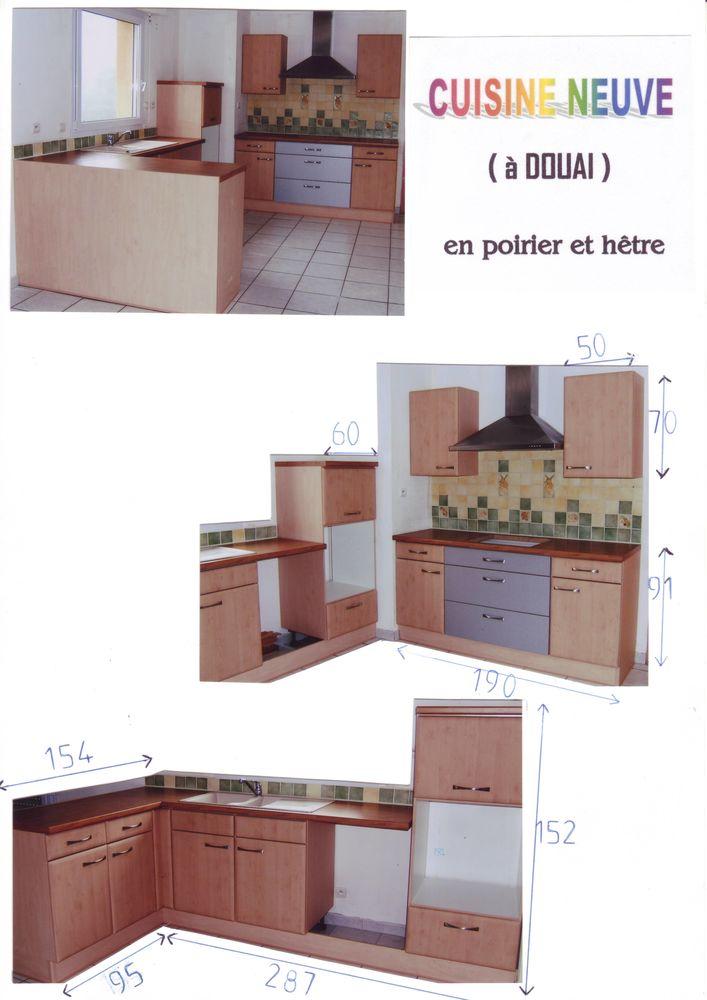 MEUBLES DE CUISINE 740 Douai (59)