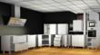 1 lot de meubles de cuisines neufs