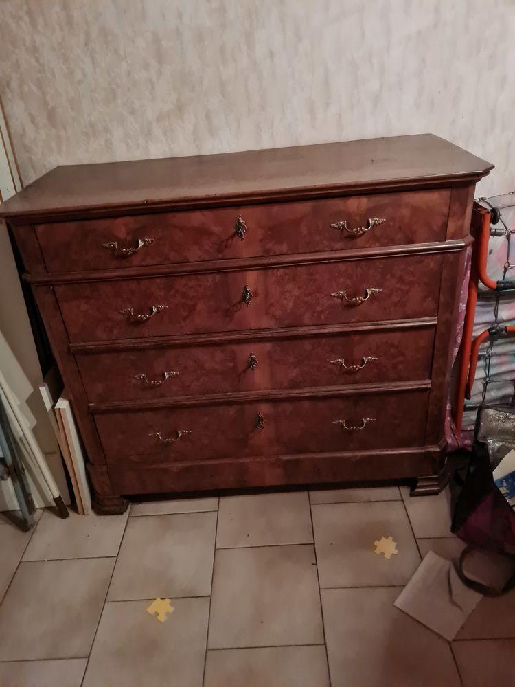 Meubles occasions armoires commode lit fauteuils  0 Montseveroux (38)