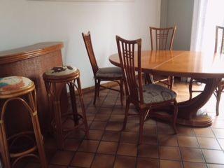 meubles  5 pièces de salle à manger 350 Andernos-les-Bains (33)