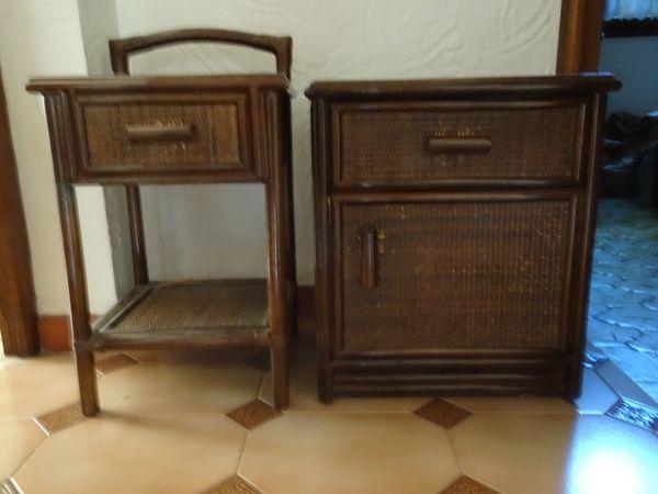 Meubles en rotin meubles