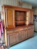 meubles rustiques salle à manger en merisier 600 Carcassonne (11)