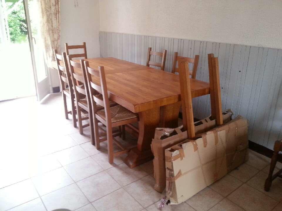 meubles de sale à manger chêne massif 0 Maintenon (28)
