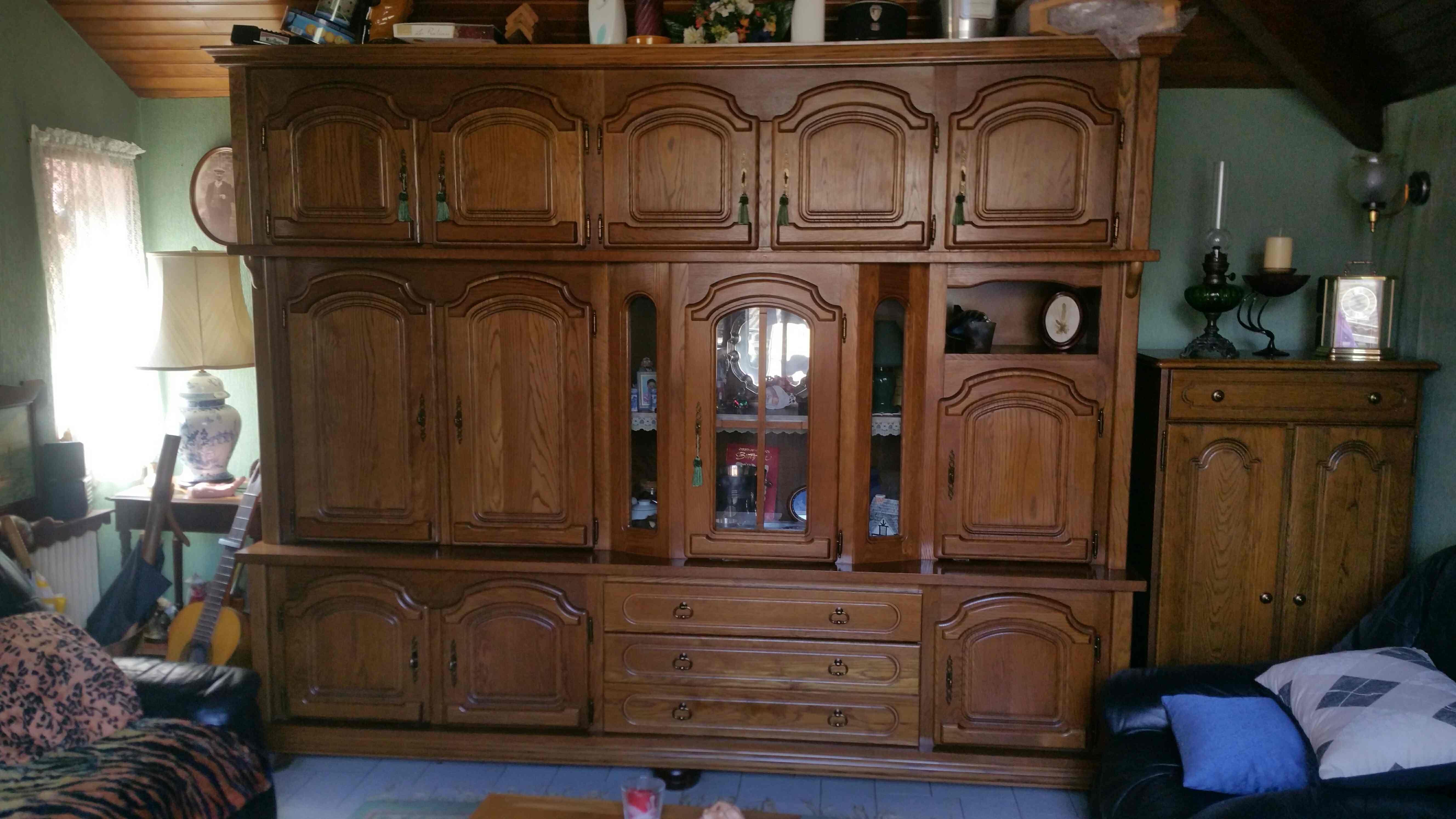 Achetez meubles salle occasion annonce vente garges for Meuble tv 2m50