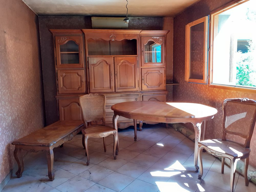 meubles salle à manger bois massif merisier 0 Saint-Cassien (38)