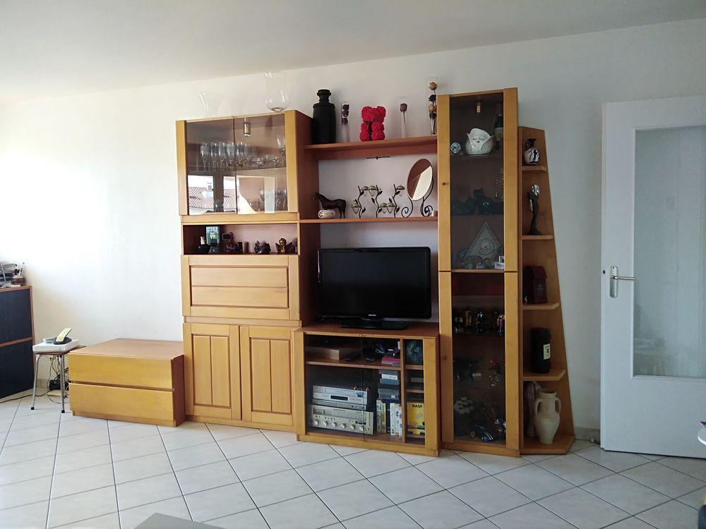 Meubles salle à manger + table avec rallonge + 4 chaises 500 Villeurbanne (69)