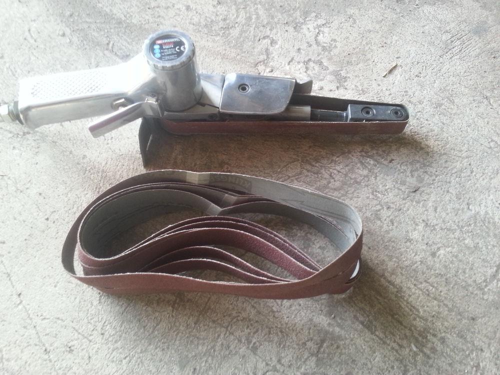 meuleuse a bandes pneumatique facom 0 Espezel (11)