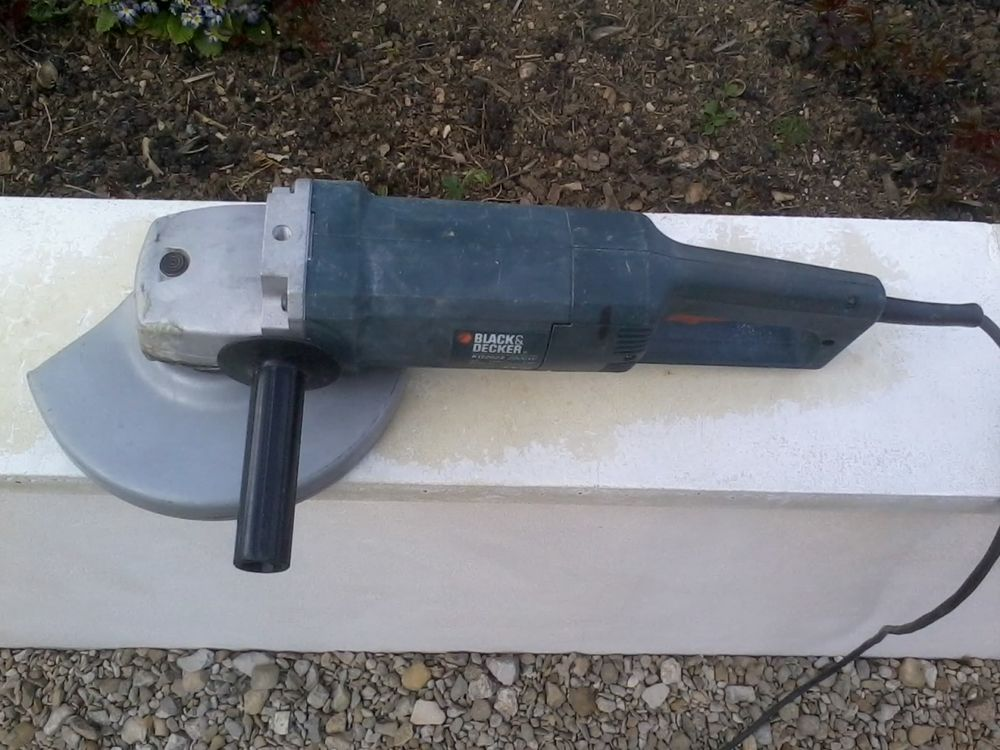 meuleuse tronçonneuse 230 mm 15 Dijon (21)