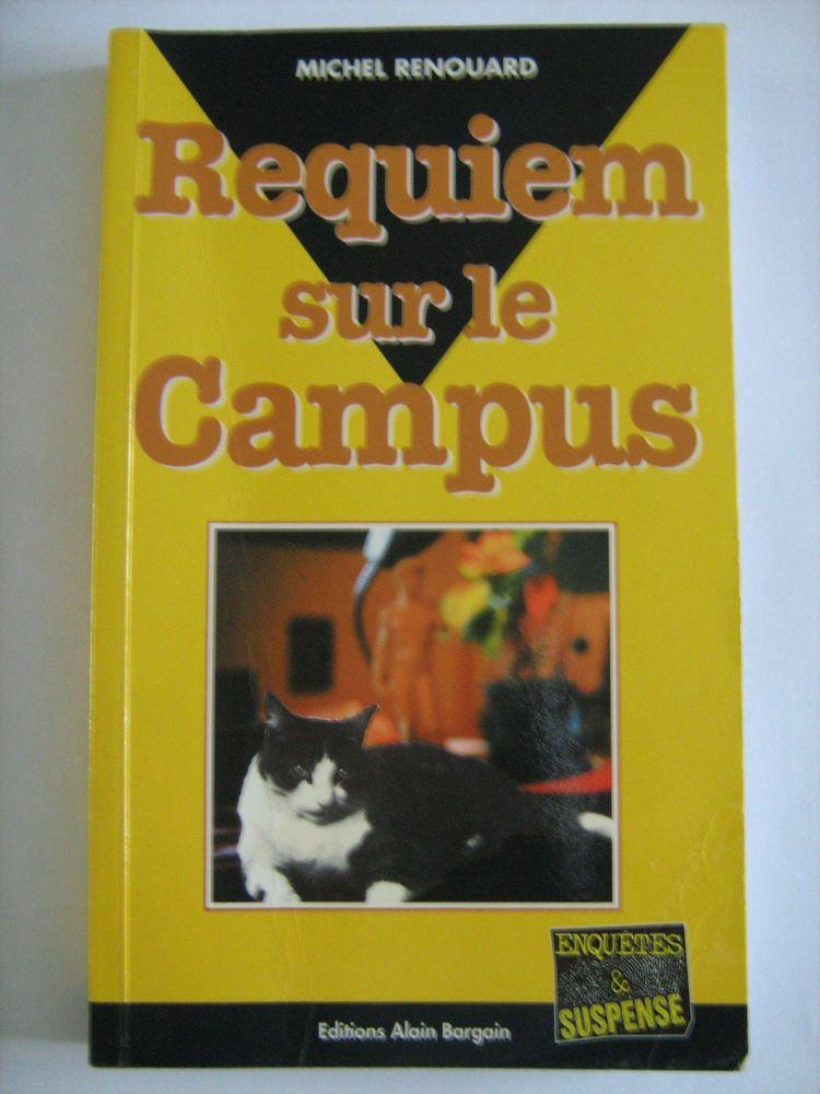 meurtres sur le campus  policier  BARGAIN 3 Brest (29)