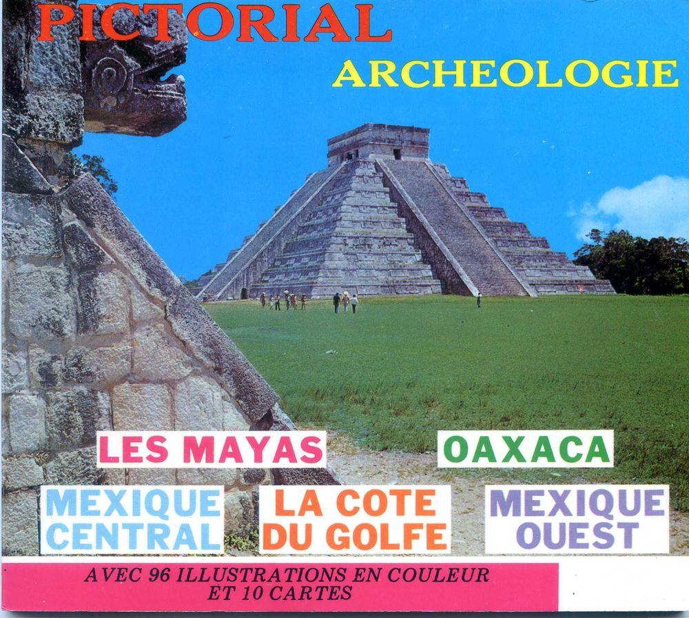 MEXIQUE - Fabuleux vestiges- 4 Rennes (35)