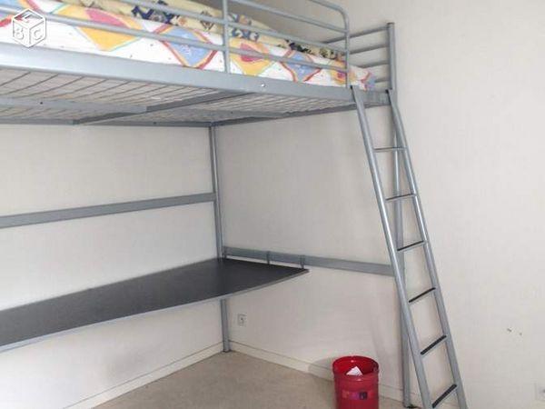lits mezzanine occasion en haute savoie 74 annonces achat et vente de lits mezzanine. Black Bedroom Furniture Sets. Home Design Ideas