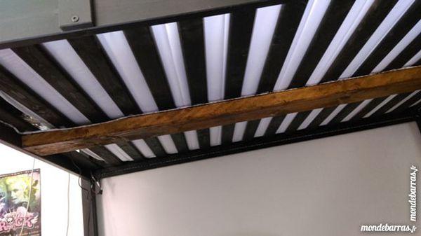 lits mezzanine occasion dans le calvados 14 annonces. Black Bedroom Furniture Sets. Home Design Ideas