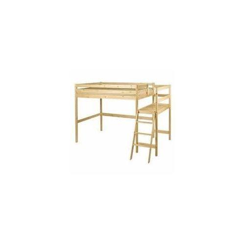 lit surlev alinea lit mezzanine en bois place lit mezzanine en bois place ikea promotion lit. Black Bedroom Furniture Sets. Home Design Ideas