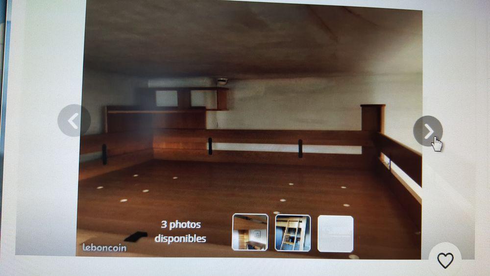 Mezzanine 2 p + armoire de marque Gauthier  660 Saint-Martin-de-Bréthencourt (78)