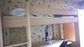 Lit mezzanine combiné bureau 150 Boulogne-Billancourt (92)