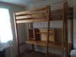 lit mezzanine. Larg 90cm long 190 cm en bois  Poitiers (86)