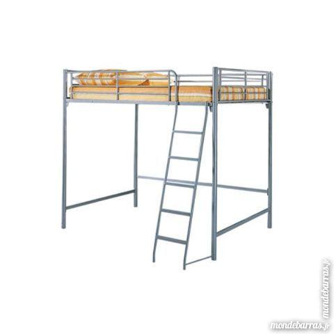 lit mezzanine metal